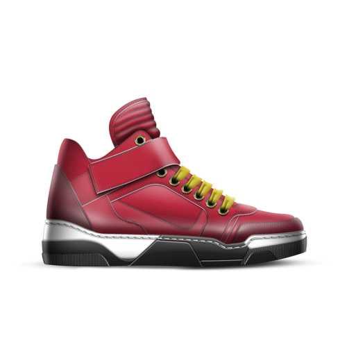 83229146935 Keaaron Brady is the designer of this shoe concept.
