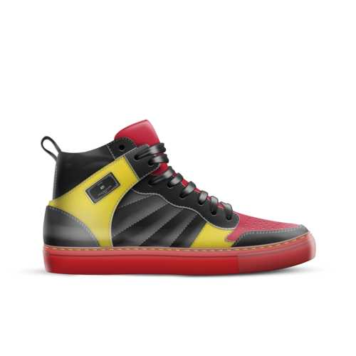 b0708f0bb49a Konnor is the designer of this shoe concept. Limited-edition