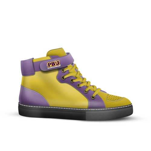 9e6f2607a084 Taevies Downing is the designer of this shoe concept.
